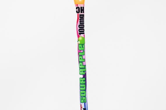 Pixie Stick Sour Apple
